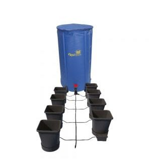 Autopot 8 Pot Grow System Kit Complete With 100 Litre Tank