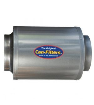 Can Filters Silencers