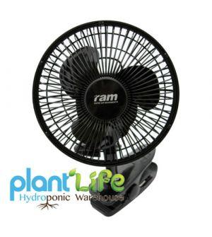 RAM Clip on Desk Fan