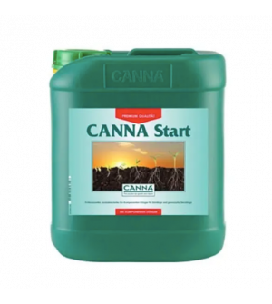 Canna Start - Young Plant Nutrient For Seedling & Cuttings
