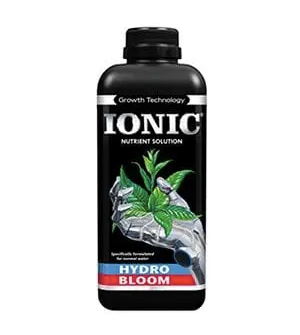 Growth Technology IONIC Hydro Bloom Soft Water Grow Nutrient