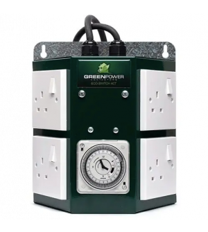 Green Power Contactor Timer